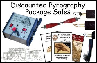 Discounted Pyrography Packages